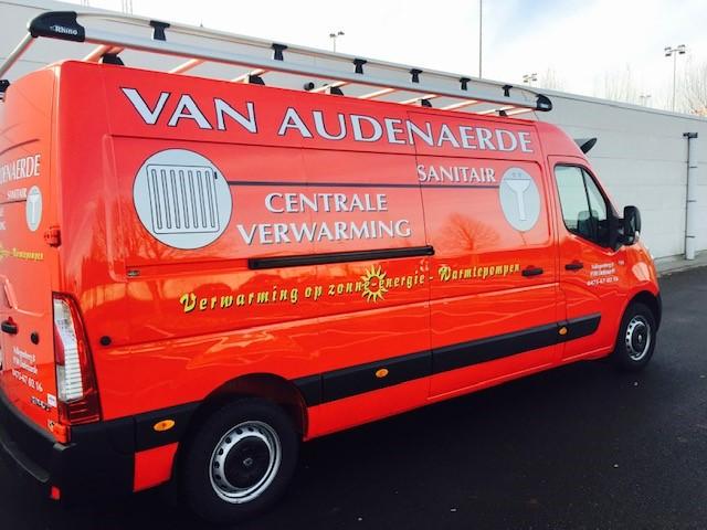 Van Audenaerde | Centrale verwarming & Sanitair